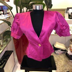 YSlL Pink Blazer